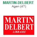 avis et commentaires sur la librairie Martin-Delbert à Agen